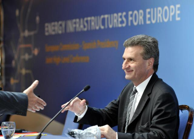 """Conference """"European energy infrastructures: prospects for a new European Energy Security and Infrastructure Instrument"""""""