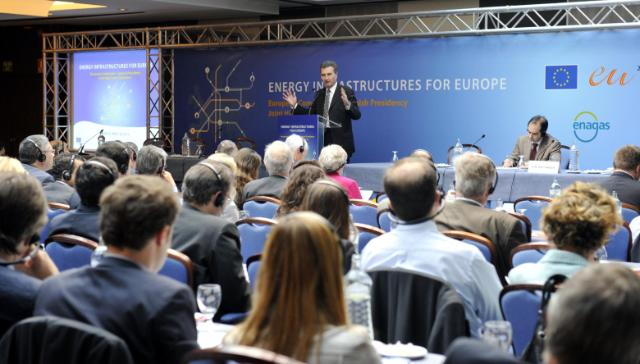"Conference ""European energy infrastructures: prospects for a new European Energy Security and Infrastructure Instrument"""