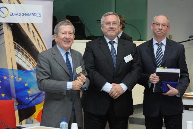 Speech by Janusz Lewandowski, Member of the EC, at the annual plenary assembly of Eurochambres