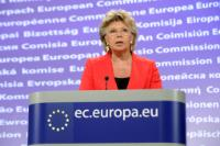 Press conference by Viviane Reding, Vice-President of the EC, on Roma situation