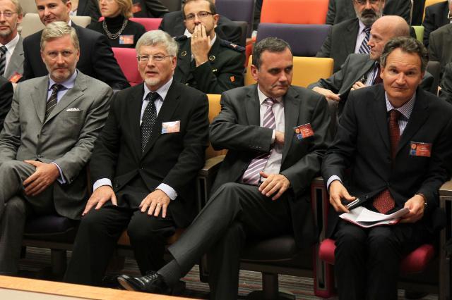 Séance académique organisée par le Forum nucléaire, replaçant la fusion nucléaire dans le contexte énergétique