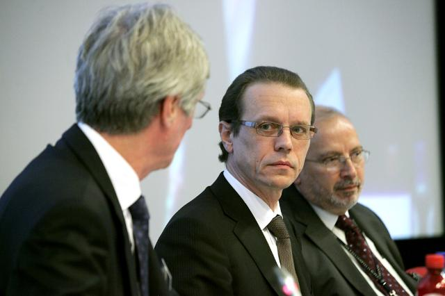 Participation of Algirdas Šemeta, Member of the EC, at the 2010 annual conference of the IAS of the EC