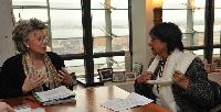 Visit of Navi Pillay, United Nations High Commissioner for Human Rights, to the EC