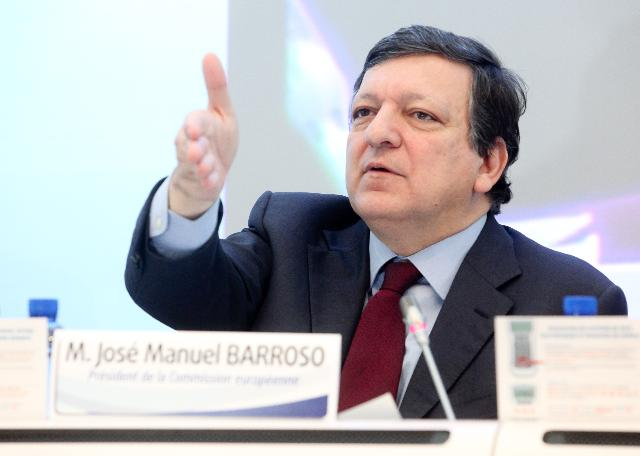 Participation of José Manuel Barroso, President of the EC, at the plenary session of the EESC