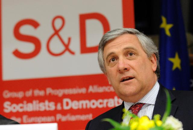 Participation of Antonio Tajani, Vice-President of the EC, at the conference EU Commercial and Industrial Policies