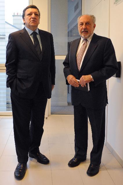Discours de José Manuel Barroso, président de la CE, à la Fondation Calouste Gulbenkian