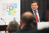 Participation of José Manuel Barroso, President of the EC, and Viviane Reding, Vice-President of the EC, in the ENPA's 50th anniversary
