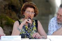 Visit of Androulla Vassiliou, Member of the EC, to France