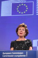 Press conference by Neelie Kroes, Vice-President of the EC, on the adoption by the EC of a communication entitled