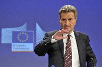 Press conference by Günther Oettinger, Member of the EC, on nuclear stress tests