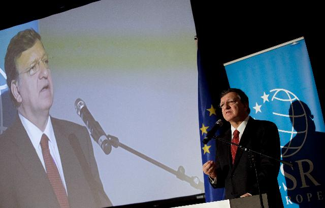 Participation of José Manuel Barroso, President of the EC, in the Enterprise 2020 Summit
