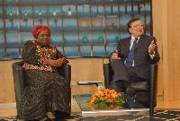 Visit of Nkosazana Dlamini-Zuma, Chairwoman of the African Union Commission, to the EC