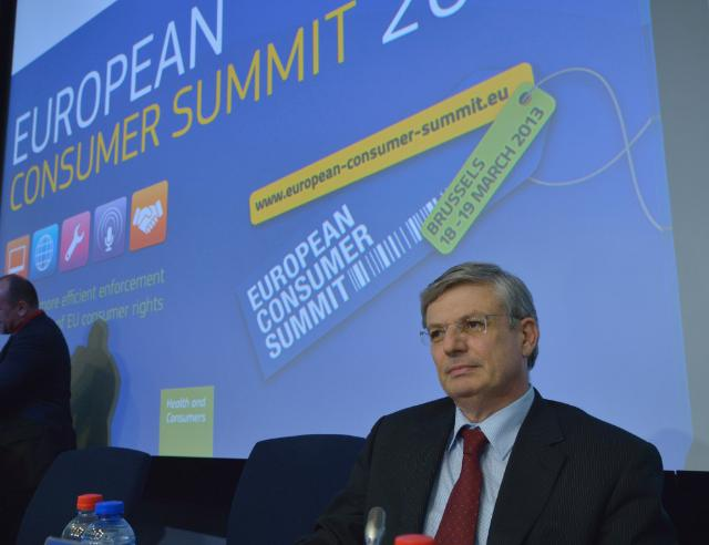 European Consumer Summit 2013