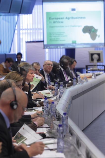 Workshop on European Agribusiness in Africa: Opportunities and challenges