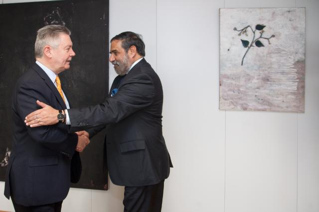 Visit of Anand Sharma, Indian Minister for Commerce and Industry, to the EC