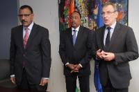 Visit of Mahamadou Issoufou, President of Niger, to the EC