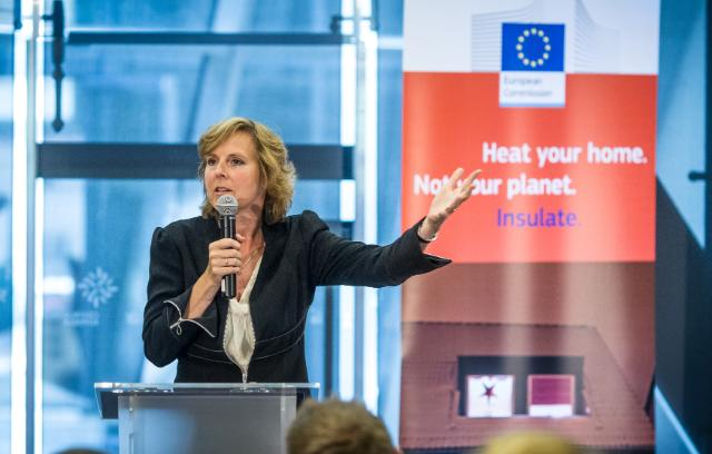 Participation of Connie Hedegaard, Member of the EC, at the conference 'Visions for a world you like: Putting the Polish economy on a low-emissions track', in Warsaw