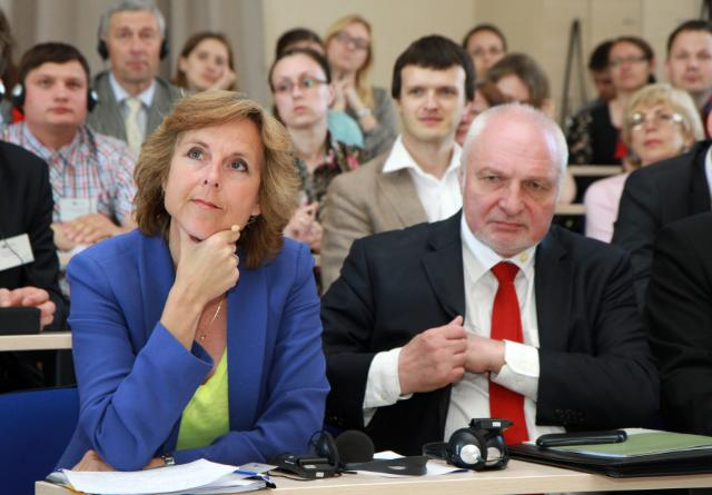 Participation of Connie Hedegaard, Member of the EC, at the conference entitled 'Visions for a world you like: Reduce waste. Reduce costs. Reduce emission', in Vilnius