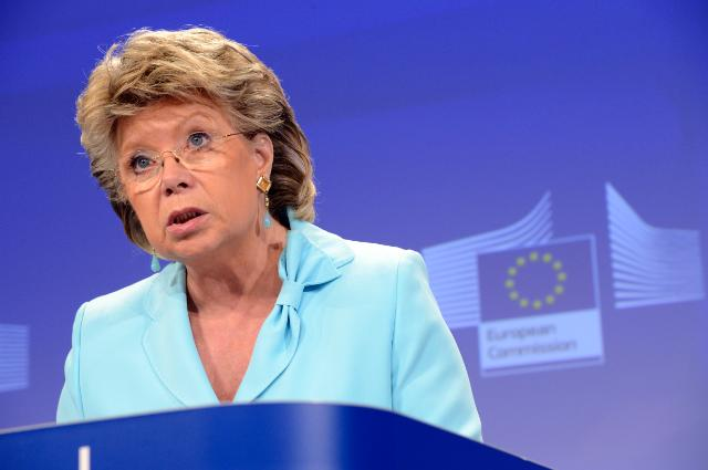 Joint press conference by Viviane Reding, Vice-President of the EC, and László Andor, Member of the EC, on Roma integration strategies