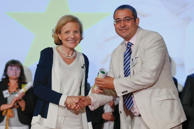 Ceremony rewarding EU cities and regions for their excellence in the field of innovation for active and healthy ageing