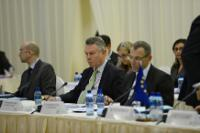 Participation of José Manuel Barroso, President of the EC, Andris Piebalgs and Karel De Gucht, Members of the EC, in the EU/South Africa Summit