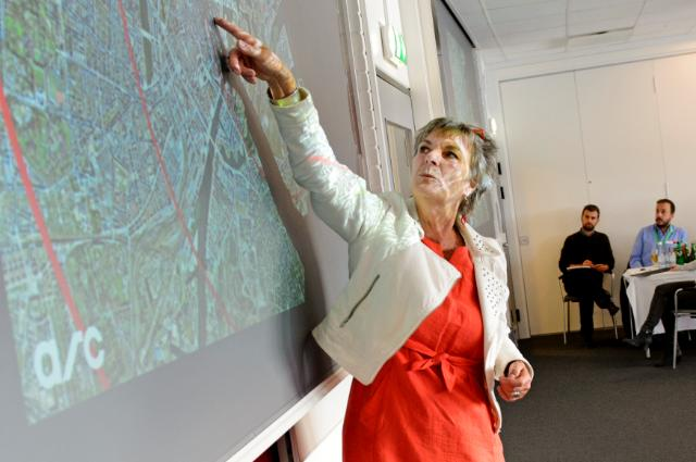 Visit of Connie Hedegaard, Member of the EC, to Copenhagen, in the framework of the