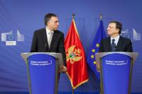 Visit of Filip Vujanović, President of Montenegro, to the EC