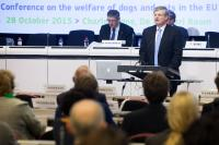 First conference on the welfare of dogs and cats in the EU: 'Building a Europe that cares for companion animals'