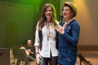Participation d'Androulla Vassiliou, membre de la CE, au concert 'Cyprus Unplugged'