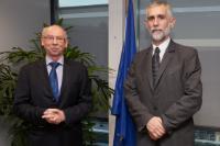 Visit of Maciej H. Grabowski, Polish Minister for Environment, to the EC