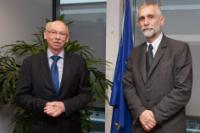 Visit of Maciej H. Grabowski, Polish Minister for Environment, to the EC