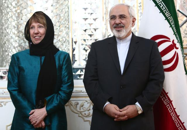 "Illustration of ""Visite de Catherine Ashton, vice-présidente de la CE, en Iran"""