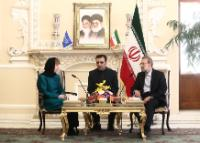 "Illustration of ""Visit of Catherine Ashton, Vice-President of the EC, to Iran"""