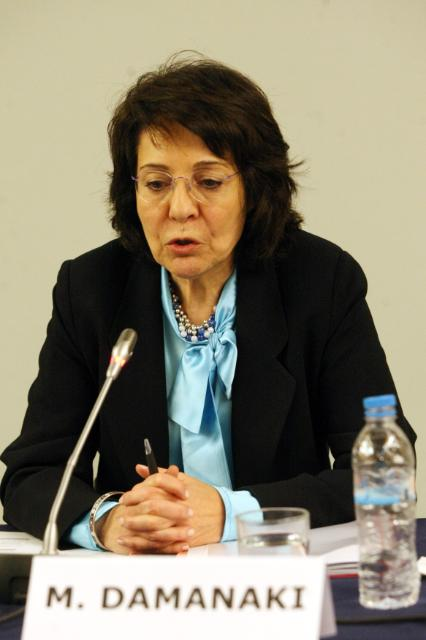 Visit by Maria Damanaki to Greece