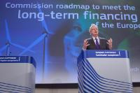 Press conference by Michel Barnier, Member of the EC, on the adoption of a follow-up Communication to the Green Paper on the Long-term financing of the European economy