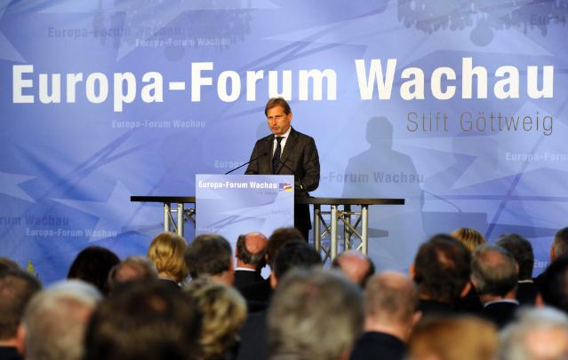 Europaforum Wachau: Passionate debate on the future of Europe