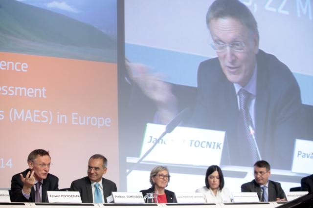High-Level Conference on Mapping and Assessment of Ecosystems and their Services in Europe
