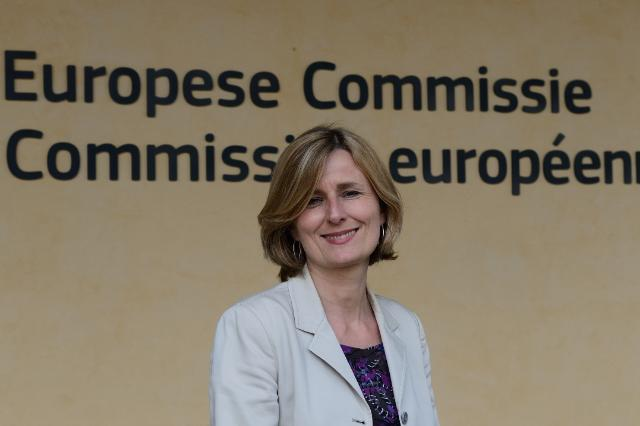 Pia Ahrenkilde Hansen, Spokesperson of the EC