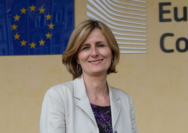 Pia Ahrenkilde Hansen, Spokesperson of the EC