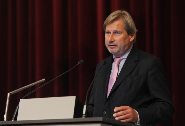 Participation of Johannes Hahn, Member of the EC, at the 3rd Annual Forum of the Danube Strategy in Vienna, 26-27/06/2014