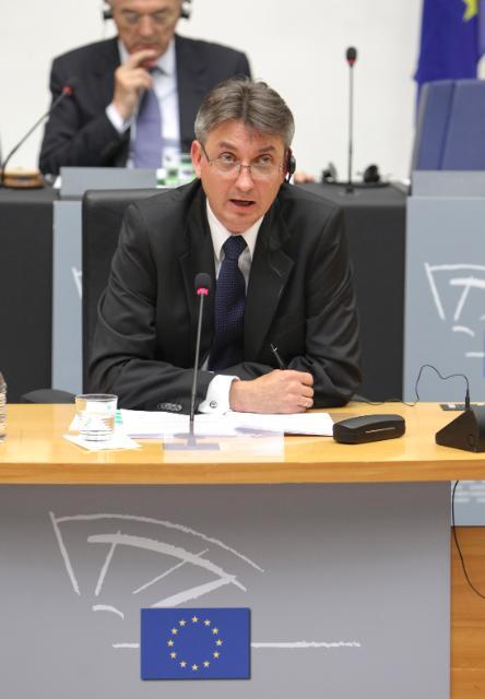 Audition de Jacek Dominik, membre désigné de la CE, au PE