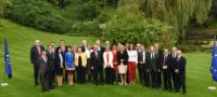 Seminar of the College of the Juncker Commission in Genval
