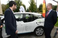 "Illustration of ""Participation of Siim Kallas, Vice-President of the EC, at the Green eMotion Electric Rally in Brussels"""
