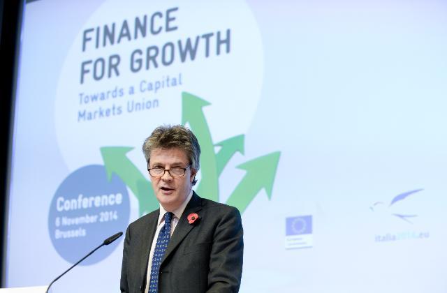 Participation de Jonathan Hill, membre de la CE, à la Conférence de haut niveau 'Le financement pour la croissance – vers une Union des marchés de capitaux'