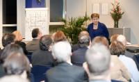 """Illustration of """"Participation of Kristalina Georgieva, Vice-President of the EC, in the event celebrating the 10th..."""