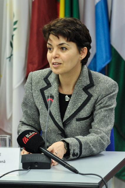 Participation of Corina Creţu, Member of the EC, at the 18th ordinary session of the General Assembly of the Association of Romania's Communes