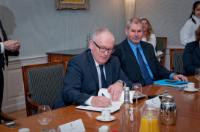 """Illustration of """"Visit of Frans Timmermans, First Vice-President of the EC, to the Netherlands"""""""
