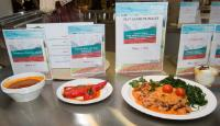 Bulgarian food specialties served at the canteen of the Berlaymont