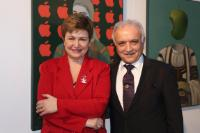 """Illustration of """"Celebration of Bulgaria's National Day with the participation of Kristalina Georgieva, Vice-President of..."""