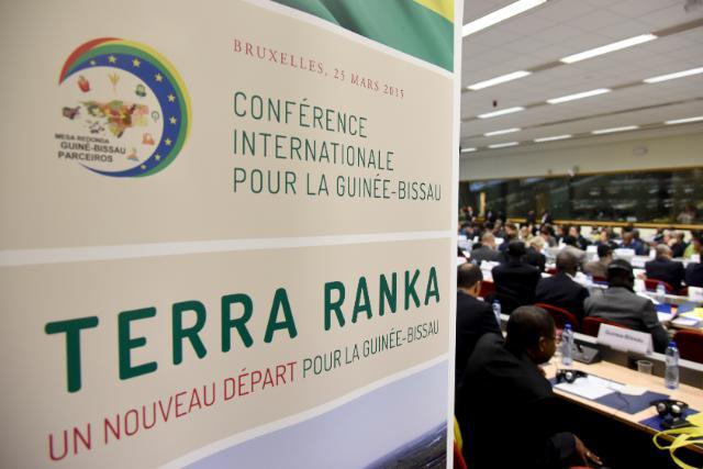 International Conference on Guinea-Bissau - Terra Ranka, Brussels, 25/03/2015